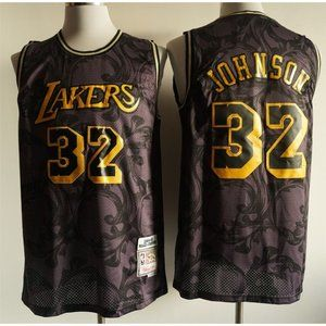 Los Angeles Lakers Magic Johnson Jersey